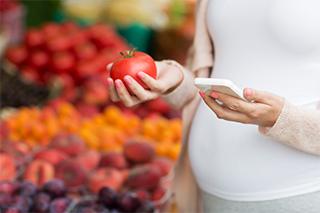Nosečnice/doječe matere in zdrava prehrana