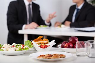 Načrtovanje jedilnikov: Podjetja