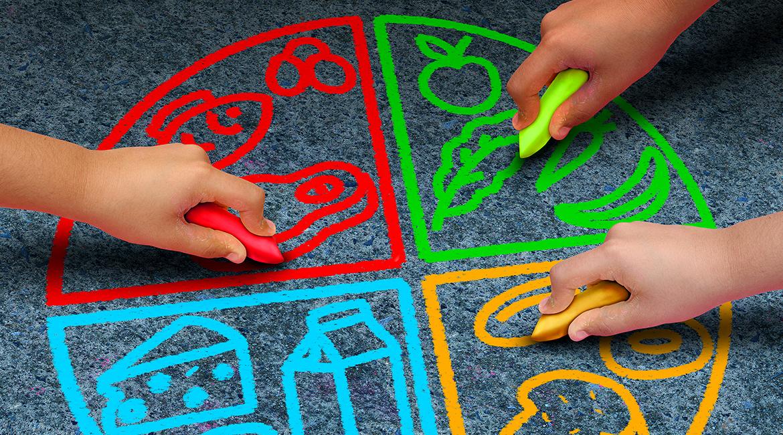 Načrtovanje jedilnikov: Vrtci in šole