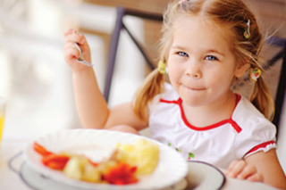 Otroci in zdrava prehrana